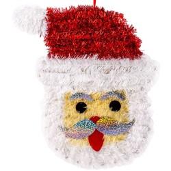 - Noel Baba Asılabilir Dekor Süs 45 cm