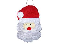 Parti Dünyası - Noel Baba Şekilli Pinyata