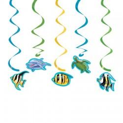 Converting - Okyanus Partisi 5 li Süs Dalgası