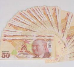 Parti Dünyası - Oyun Parası ( Geçersiz ) 50 TL (100 adet )