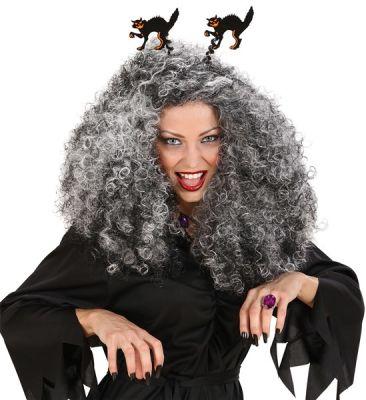 Parlayan Cadılar Bayramı Taç ( 6 Model)