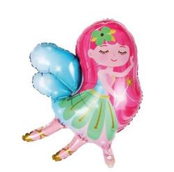Parti Dünyası - Peri Kızı Folyo Balon 85 cm