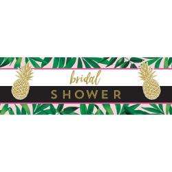 Parti Dünyası - Pineapple Wedding Bridal Shower DEV Afiş