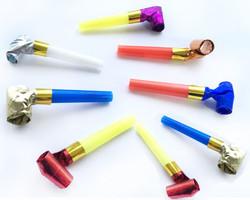 Parti Dünyası - Renkli Metalize 10 Lu Kaynana Dili