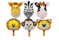 Parti Dünyası - Safari Partisi Folyo Balon