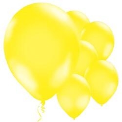 Parti Dünyası - Sarı Balon 10 Adet