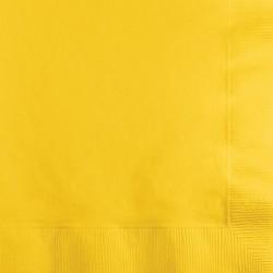 Parti Dünyası - Sarı 20 li Peçete