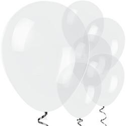 - Şeffaf Latex Balon 10 adet