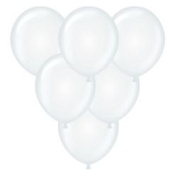Parti - Şeffaf Latex Balon 100 Adet