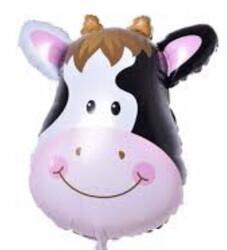 Parti Dünyası - Sevimli İnek folyo Balonu 45 cm