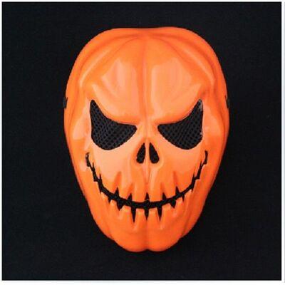 Şeytan Balkabağı Maske
