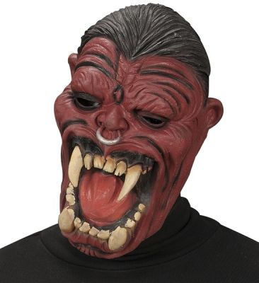 Parti - Şeytan Maskesi