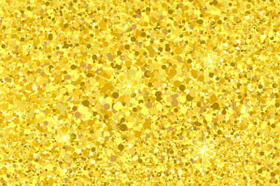 Simli Altın Renk Konfeti 20 Gr