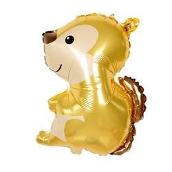 Parti Dünyası - Sincap Folyo Balon 67 cm