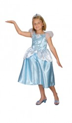 Parti Dünyası - Sindirella Klasik Kostüm 3-5 Yaş