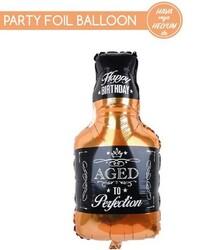 Parti Dünyası - Şişe Şekilli Folyo Balon