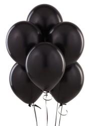 Parti Dünyası - Siyah 100 Lü Latex Balon