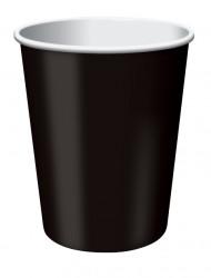 Parti Dünyası - Siyah Bardak 8 Adet