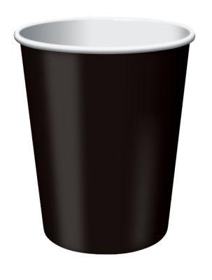 Siyah Bardak 8 Adet