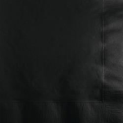 Parti Dünyası - Siyah Peçete 20 Adet