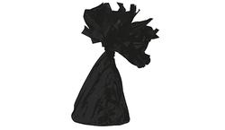 Parti - Siyah Renk Balon Ağırlığı