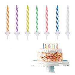 Parti Dünyası - Pasta Mumu 20 Adet