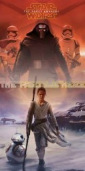 - Star Wars Kapı Afişi