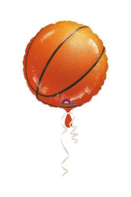 - Basketbol Topu Folyo Balon