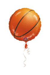 Parti Dünyası - Basketbol Topu Folyo Balon 45 cm