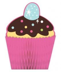 Parti Dünyası - Tatlı Cupcake Masa Orta Süsü