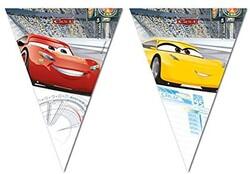 Parti Dünyası - Arabalar Partisi Bayrak Afiş 230 cm