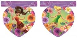 Parti Dünyası - Tinkerbell Fairies Magic Bayrak Afiş
