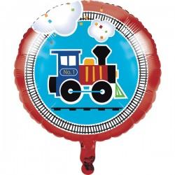 Parti Dünyası - Trenlerim Folyo Balon