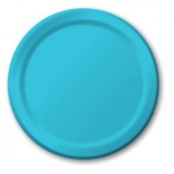 Parti Dünyası - Turkuaz Mavisi Tabak