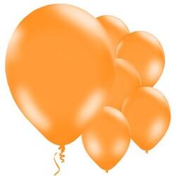 Parti Dünyası - Turuncu Balon 10 Adet