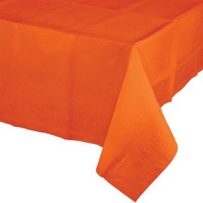 - Turuncu Masa Örtüsü