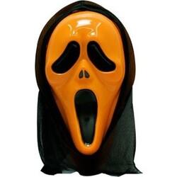 Parti Dünyası - Turuncu Scream Maske