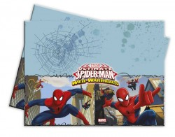 Parti Dünyası - Ultimate Spiderman Masa Örtüsü