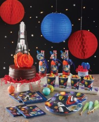 Parti - Uzay Partisi 24 Kişilik Parti Seti