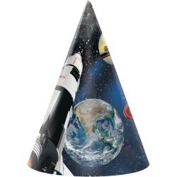 Converting - Uzay Partisi 8 li Şapka