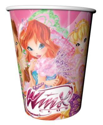 - Winx Butterflix 8 li Bardak
