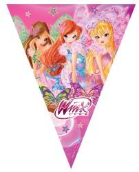 Parti Dünyası - Winx Butterflix Bayrak Afiş