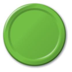 Parti Dünyası - Fıstık Yeşili 8 li Tabak