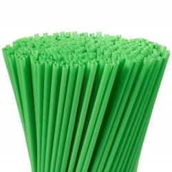 Parti Dünyası - Yeşil Renk Pipet 100 Adet