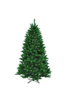 Yılbaşı Çam Ağacı 180 cm Yeşil Dikenli 268 Dal