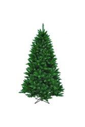 Parti Dünyası - Yılbaşı Çam Ağacı 180 cm Yeşil Dikenli 268 Dal