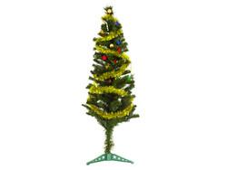 Parti Dünyası - Yılbaşı Çam Ağacı Altın Renk Metalize Sim İle