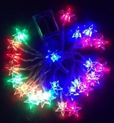 Parti Dünyası - Yıldız Şekilli Led Işık