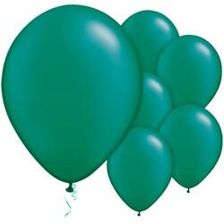 Parti Dünyası - Zümrüt Yeşili 10 lu Latex Balon